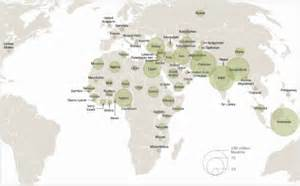 islam mapping the global muslim population