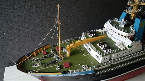 sleepboot smit nederland sleepboot smit rotterdam 97 cm catawiki