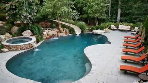 kidney shaped pools spectacular kidney shaped swimming pool designs youtube