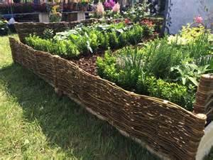 sichtschutz tür garten chestha zaun weide design