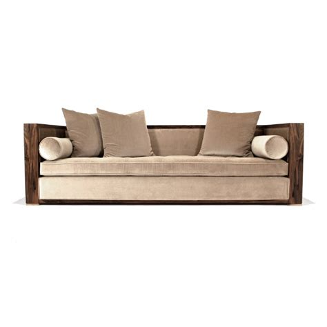 devan sofa hudson furniture upholstered divan sofa