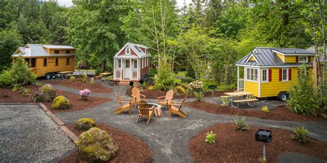 tiny home rentals colorado mt hood tiny house village tour oregon tiny house rentals
