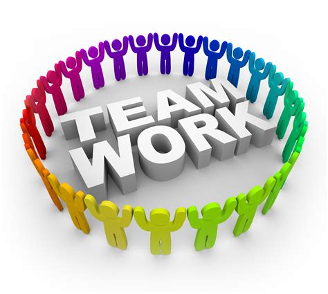Free Teamwork Clipart Pictures Clipartix Free Teamwork Images