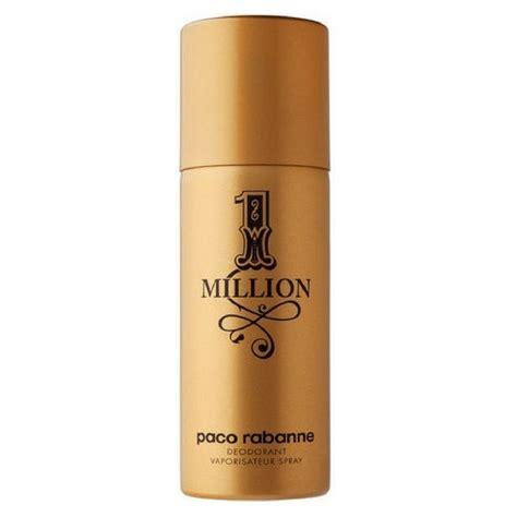 Paco Rabanne 1 Million Edt 10ml Spray paco rabanne 1 million deodorant spray 150 ml