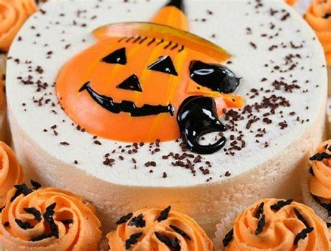 scary halloween cake decorations fun cakes  kids  adults