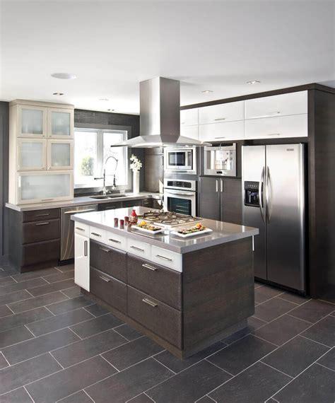 cuisines de armoires de cuisine personnalis 233 es cuisines bernier
