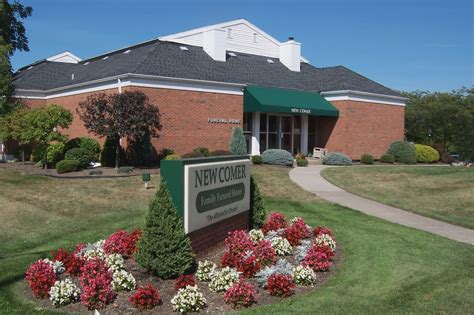 Www Newcomer Funeral Home by New Comer Funeral Home Eastside Chapel Funeral Services