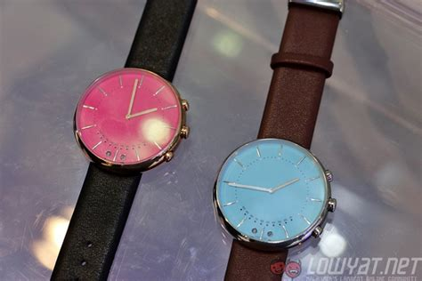 Smartwatch Venus Mwc 2015 Smartwatches With Battery Make