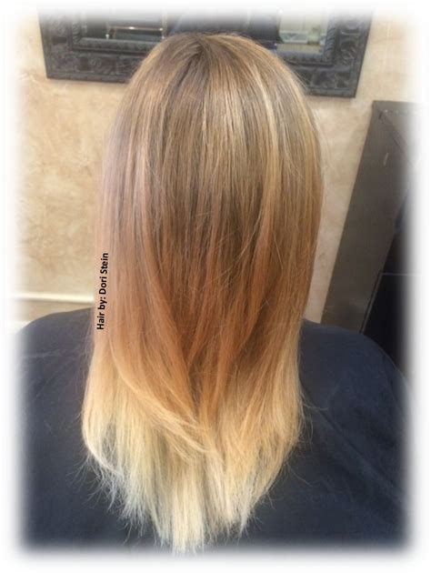 fine hair ombre 17 best images about dori stein s hair creations on