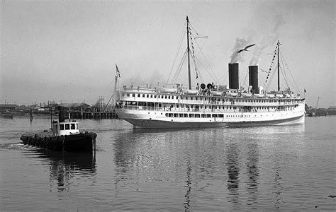 los angeles to hawaii boat time ss harvard california s night boat from los angeles to