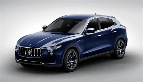 maserati levante blue maserati levante 2017 couleurs colors