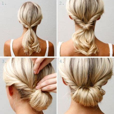 But Simple Hairstyles by Top 50 Simple And Easy Hairstyles With Photos Styles At