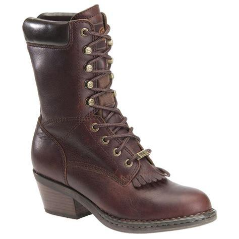 s h boots s 8 quot h 174 aberdeen packer boots 133617