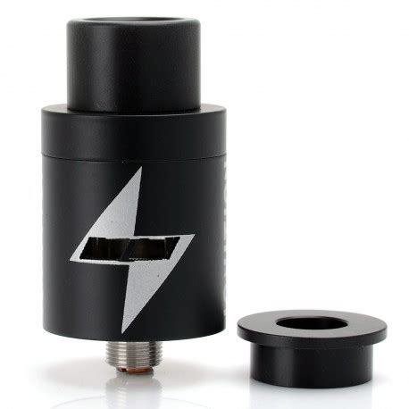 Sale Goon Rda 22mm New Style High Quality Rda Goon 22mm Must ignition style rda 22mm black rebuildable atomizer