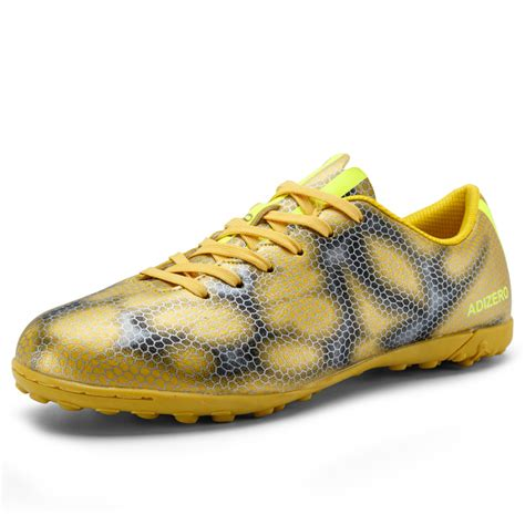 gold football shoes gold football cleats promotion shop for promotional gold