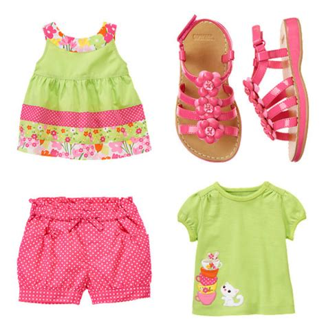 fashions from gymboree it s gravy baby