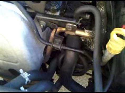 ford focus  dohc pcv valve location  tweak