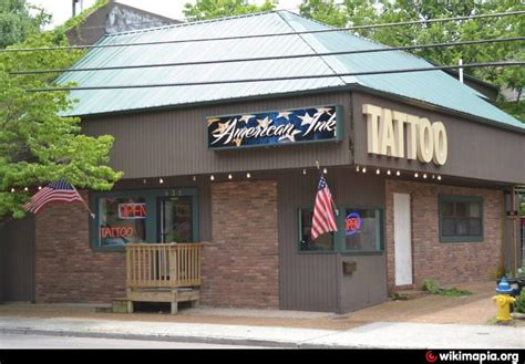 knoxville tattoo shops american ink gatlinburg tennessee
