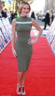 Online Wedding Dress Amanda Holden Braless Again In Same Khaki Dress At Bgt Auditions Daily Mail Online