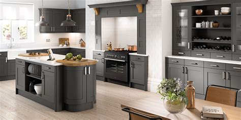 Kitchen Design Oxford by Oxford Anthracite Kitchens On Trend Kitchen Collection