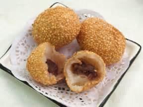 Chinese Main Dish - dessert ideas for an asian restaurant