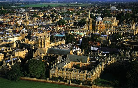 Oxford   Town in England   Thousand Wonders