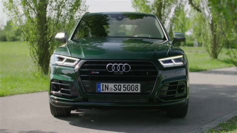 Bend Audi by 2018 Azores Green Audi Sq5 From Audi Bend