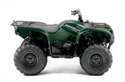 2015 Yamaha Grizzly 700 FI Auto 4x4 For Sale : Used ATV