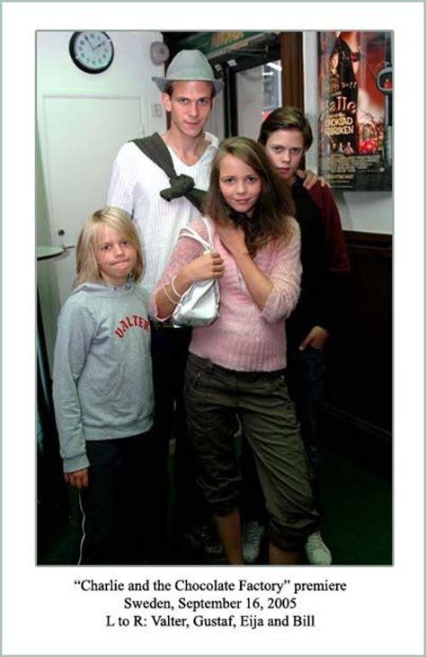 Stelan Kidci stellan skarsgard family great find here s a family photo showing four of stellan s children