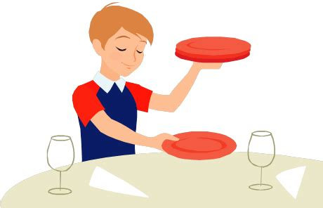 Set The Table by Set Table Clip Clipart Person Setting The