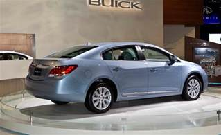 Buick Lacrosse 2012 Car And Driver