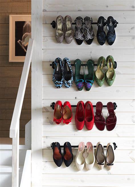 ikea escuela de decoracion riel para almacenaje de zapatos la escuela de decoraci 243 n