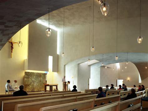 chapel of st ignatius steven holl architects