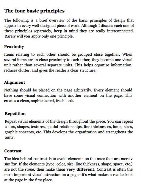 principles of graphic design layout principles of graphic design graphic design