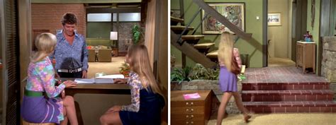 Brady Bunch House Floor Plan by The Top 15 Tv Sitcom Homes Of The 1950s 70s You D Most