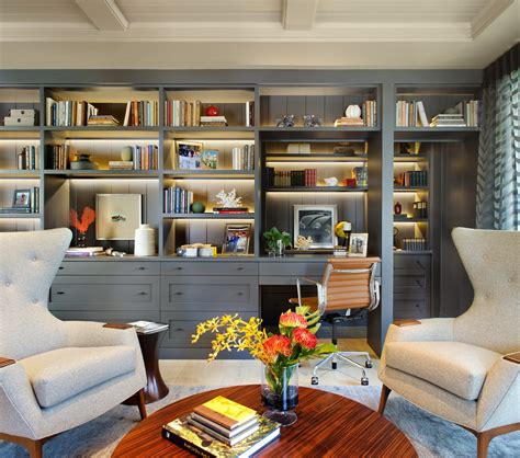 beautiful pier  bookcases home office eclectic