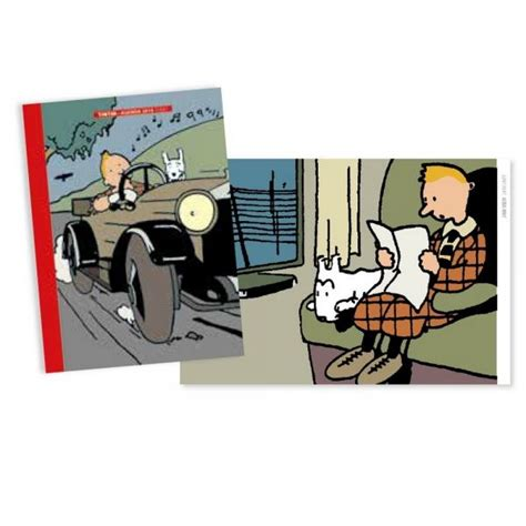 Calendrier Tintin 2018 Tintin Herg 233 Papeterie Civile Agenda De Bureau 2018