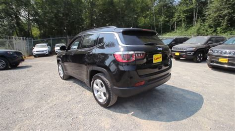 jeep compass 2018 black 2018 jeep compass latitude black jt102614