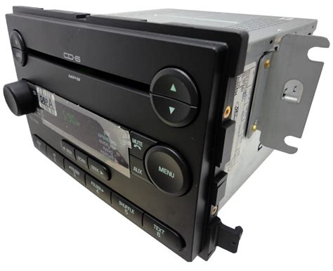 ebay error code 70164 ford focus radio stereo 6 cd changer mp3 player cd player