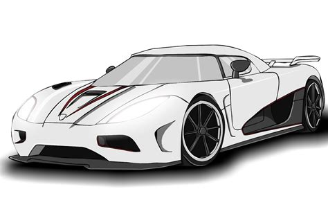 koenigsegg one drawing koenigsegg agera r by cyborgrox on deviantart