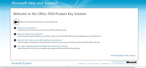 Office 2010 Product Key Finder by Find The Product Key For Microsoft Office 2010