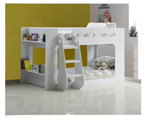 small bunk bed child bed designs