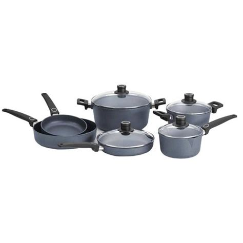 magnetic induction pans woll plus 10 induction nonstick cookware set on sale free shipping us48