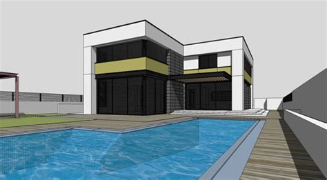 home design 3d vs sketchup making of ms house at dusk part 2 sketchup export