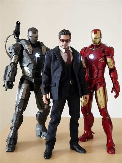 Toys Ironman 4 toys iron 2 iv limited edition figure tony