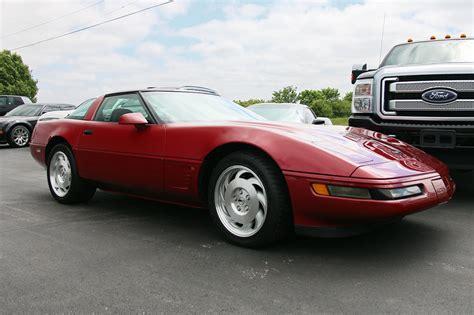 1995 corvette top speed chevrolet corvette 1995 coup 233 sold classicdigest