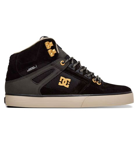 spartan shoes spartan high wc wr adys400006 dc shoes
