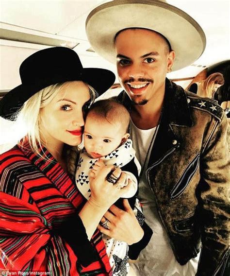 ashlee simpson family guy cute parenthood of ashlee simpson and evan ross couple