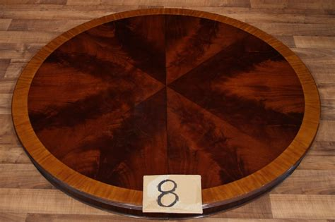 round mahogany dining 48 round dining with leaf round mahogany dining