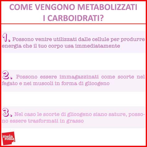 alimentazione carboidrati carboidrati come inserirli nella tua dieta melarossa
